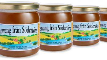 Permalänk till:Honung från södertörn